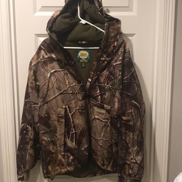 e975c8f171a2c Cabela's Jackets & Coats | Cabelas Dry Plus Hunting Jacket | Poshmark